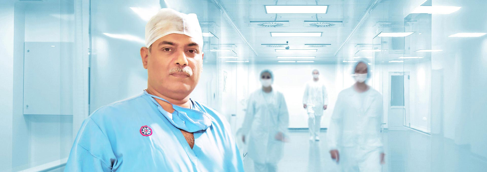 Dr. Bantwal - Neurosurgeon